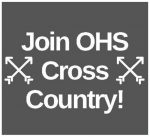 Join Cross Country in the Fall