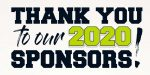 Thank You to the 2020 Sponsors
