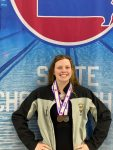 Meg Heveroh – State Medalist and School Record Holder
