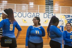 Volleyball vs Philip Simmons
