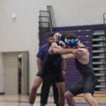 Wrestling vs Philip Simmons