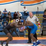 Wrestling vs Hanahan and Philip Simmons