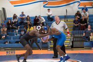 Wrestling vs Hanahan and Philip Simmons