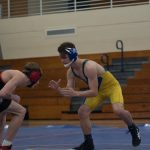 Wrestling vs Waccamaw and Military Magnet