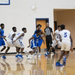 Boys Junior Varsity Basketball vs Burke
