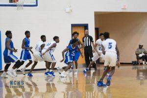 Boys Junior Varsity Basketball vs Burke