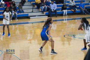 Girls Varsity Basketball vs Burke