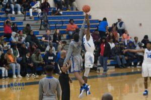 Boys Varsity Basketball vs Burke