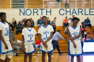 JV Boys Basketball vs Oceanside Collegiate