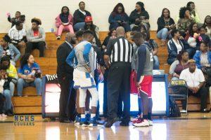 Boys Basketball vs Garrett Academy