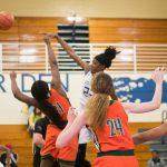 Girls Basketball vs Timberland
