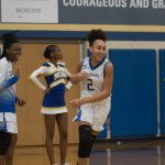 Girls Basketball vs Allendale-Fairfax (State Playoffs, Round 1)