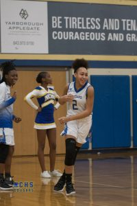 Girls Basketball vs Allendale-Fairfax (State Playoffs, Round 1)