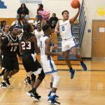Men's varsity basketball advances to 2nd round