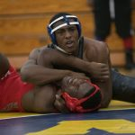 Senior Lumin Graham selected to North/South All-Star Wrestling Classic