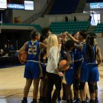 Lady Cougars to play for AA basketball title