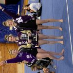 Northwestern Gymnastics takes 1st at Western Invitational