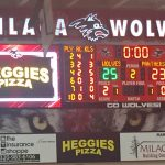 Wolves win in 3