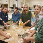 FCCLA Bread Making & Care Closet Fundraising In March