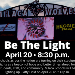 """Be the Light"" – Wolfpack Pride"