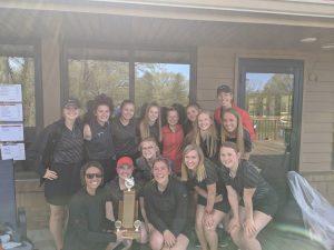 2019-2020 Girls Golf Season