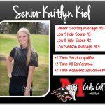 Senior Kaitlyn Kiel