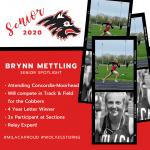 Milaca Track & Field Senior Spotlight #1
