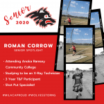 Milaca Track & Field Senior Spotlight #4