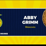 Abby Grimm Earns National FFA American Degree