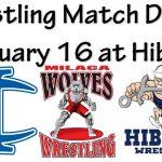 Wrestling: Details for Hibbing January 16