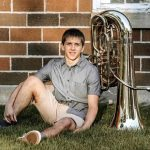 Jack Petty selected for All-State Band!