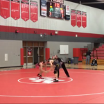 Wrestlers beat Mille Lacs 43-29