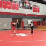 Wrestlers beat North Branch 48-23