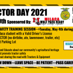 Tractor Day is Back!