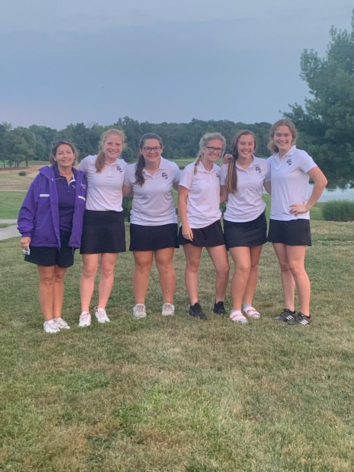 2020 SWIAC Conference Champions – Girls Golf