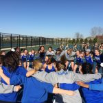 Hamilton Southeastern High School Girls Varsity Tennis ties Zionsville Com High School 2-2