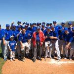 Hamilton Southeastern High School Varsity Baseball beat Fishers High School 6-3