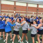 Hamilton Southeastern High School Girls Varsity Tennis falls to Brownsburg High School 3-2