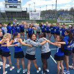 Hamilton Southeastern High School Girls Varsity Tennis beat Harrison High School 5-0