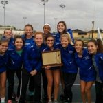 Girls Track Wins Conference