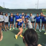 Hamilton Southeastern High School Girls Varsity Tennis beat Pendleton Heights High School 3-2