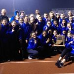 Girls Track Wins Sectional