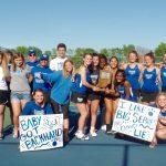 HSE Girls Varsity Tennis Win 3rd Straight Sectional!