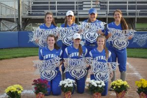 HSE Softball Senior Night – #WeAreRoyals