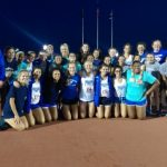 Girls Track sets records at Regional