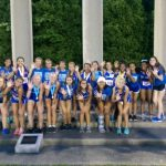 Girls Track places 5th at State