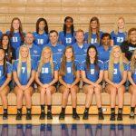 2016 Girls Volleyball Team