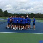 Hamilton Southeastern High School Boys Varsity Tennis falls to Carmel High School 5-0