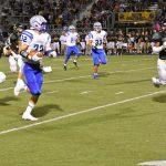 Hamilton Southeastern High School Varsity Football falls to Avon High School 31-28