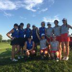 Hamilton Southeastern High School Girls Junior Varsity Golf beat Fishers High School 188-197